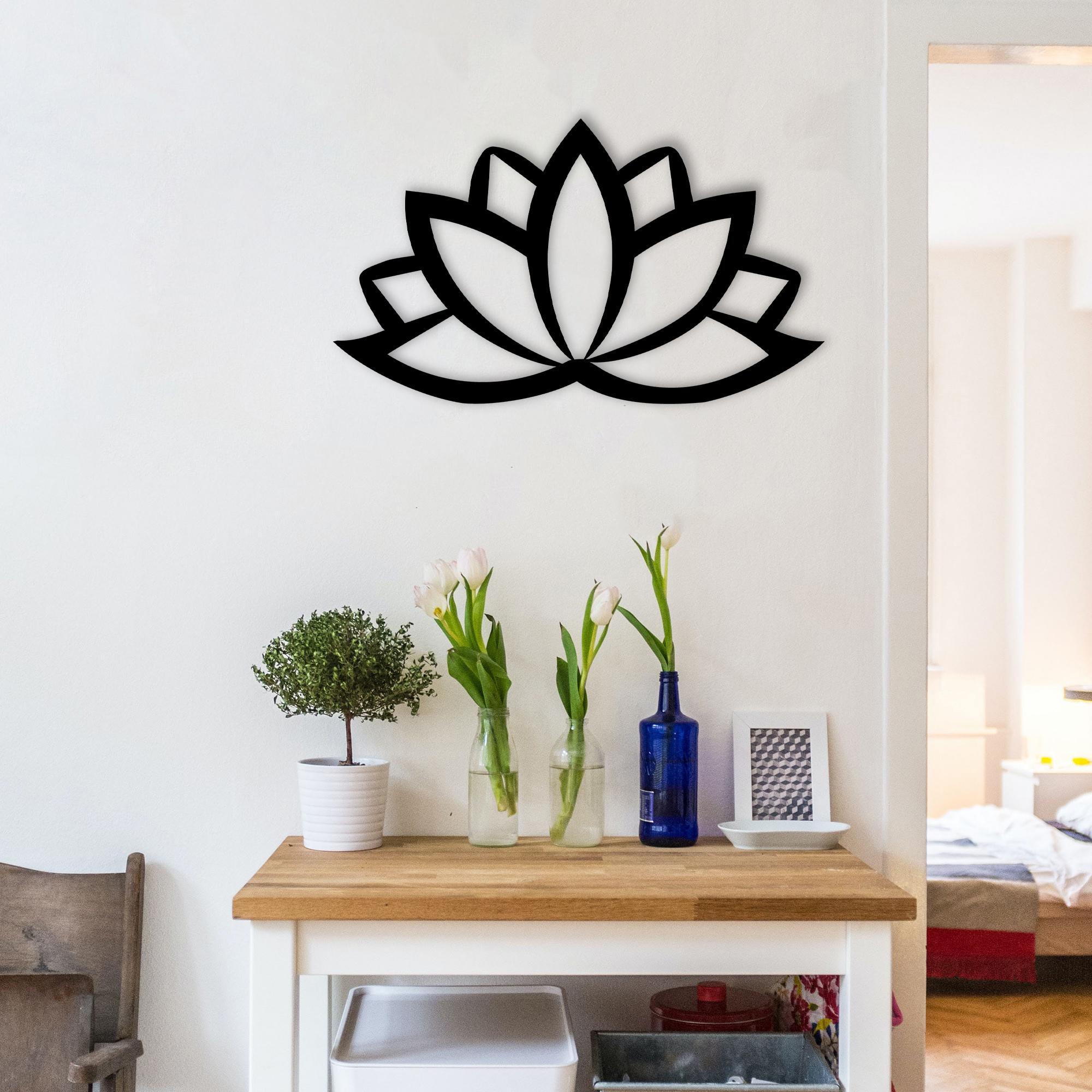 Lotus – Metal Wall Art