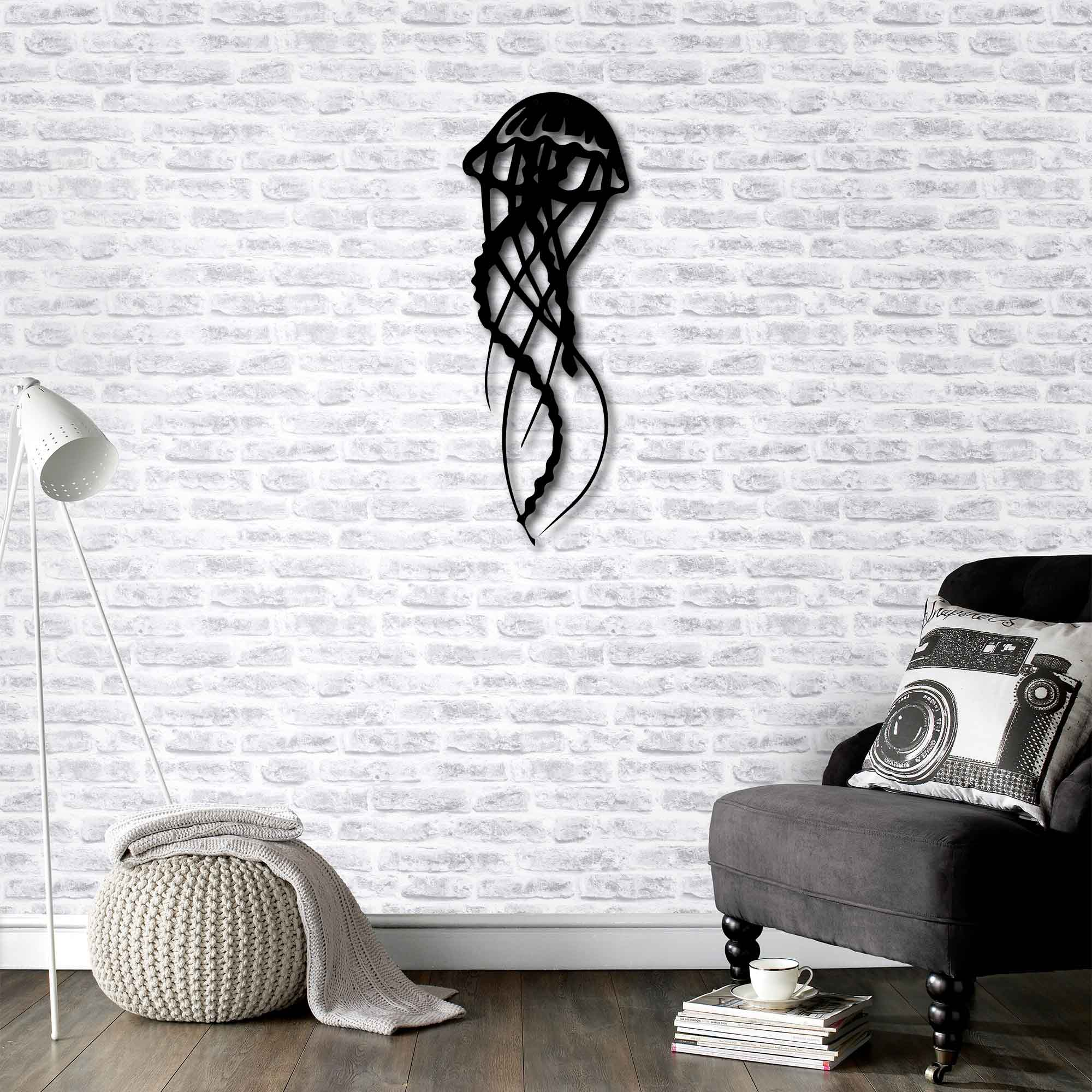 Medusae – Metal Wall Art