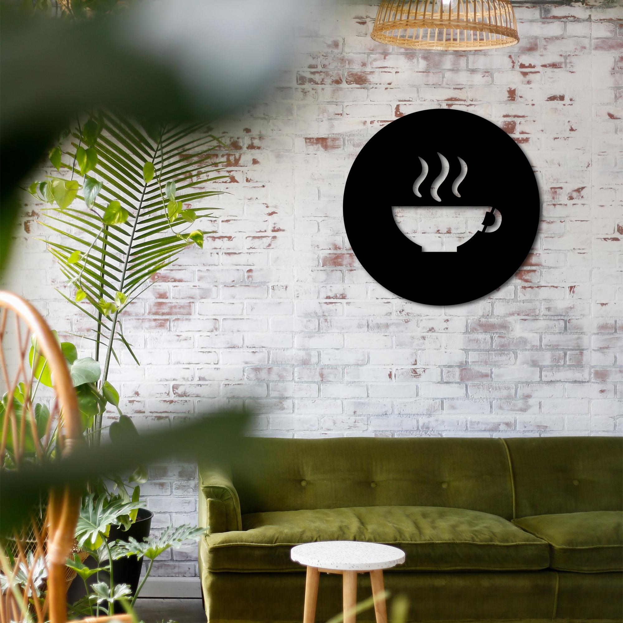 Cup Of Coffee – Metal Wall Art