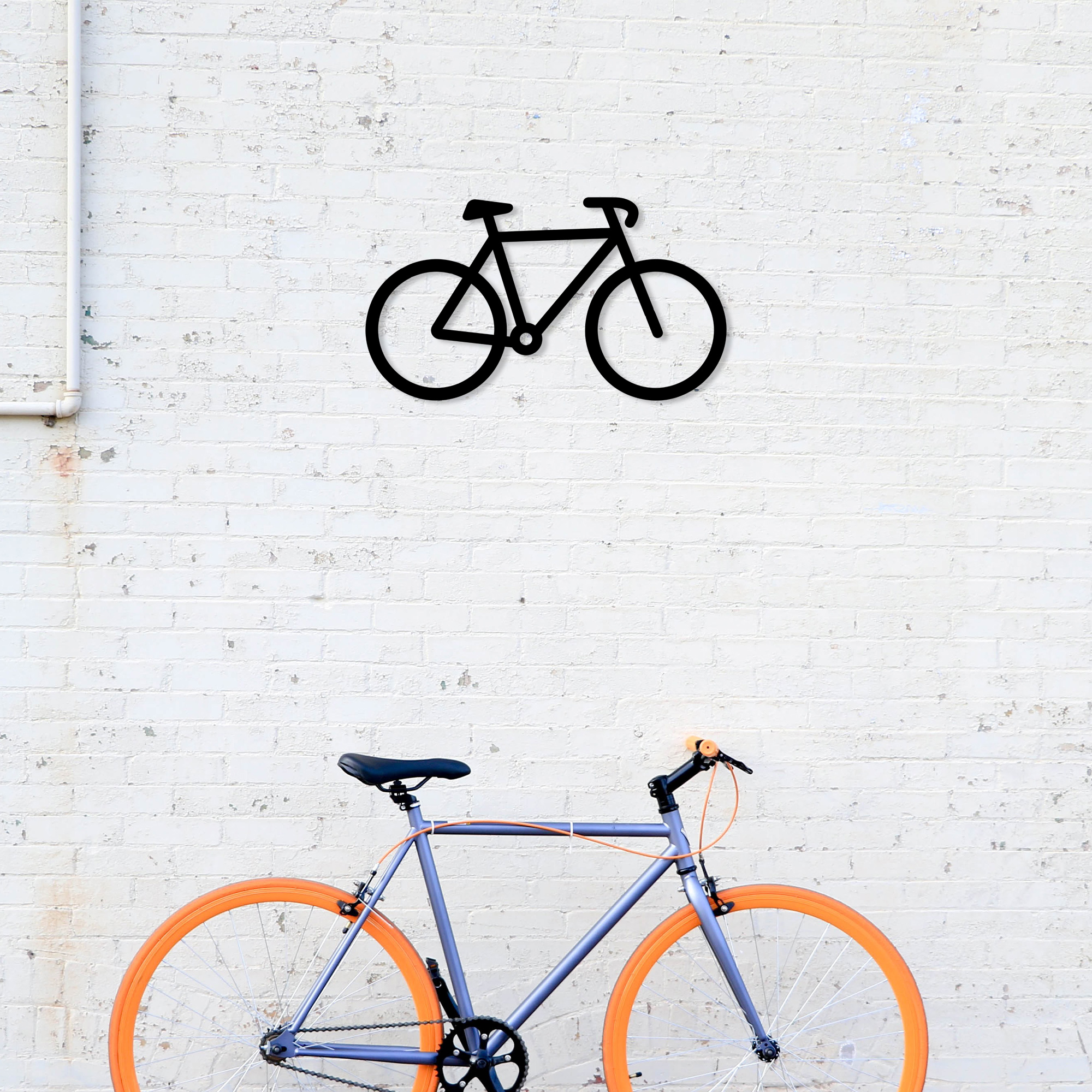 Bicycle  – Metal Wall Art