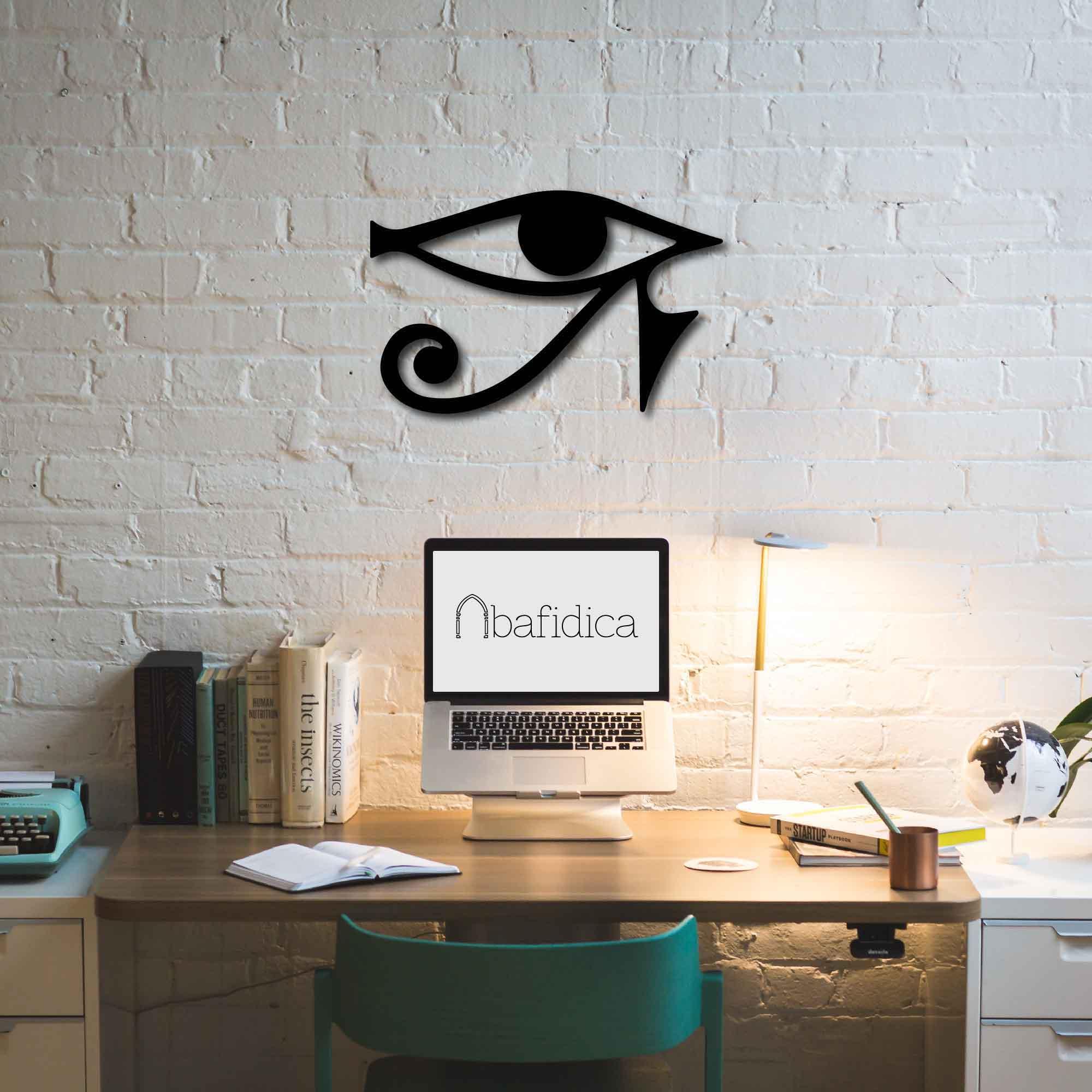 Eye of Horus – Metal Wall Art