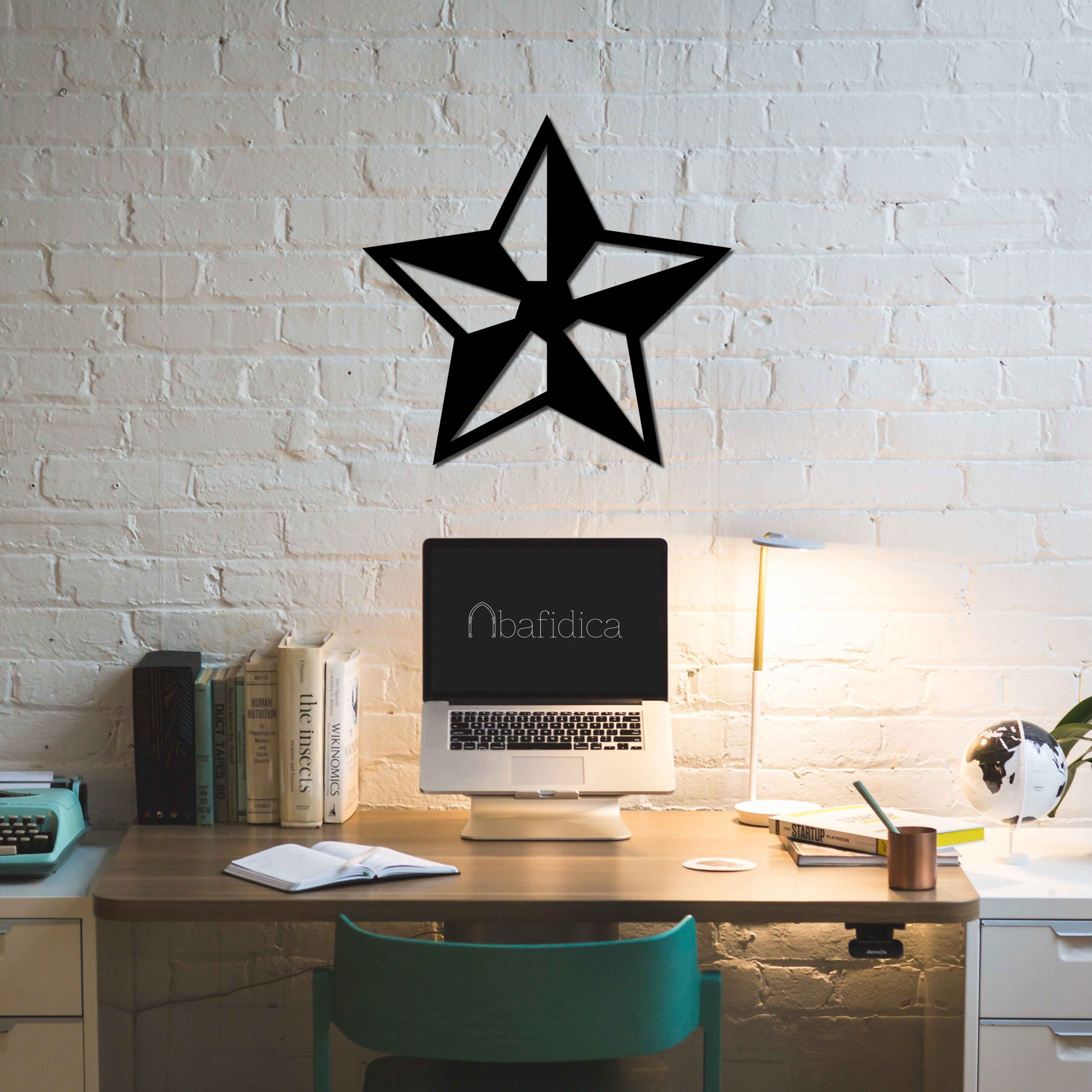 Star – Metal Wall Art