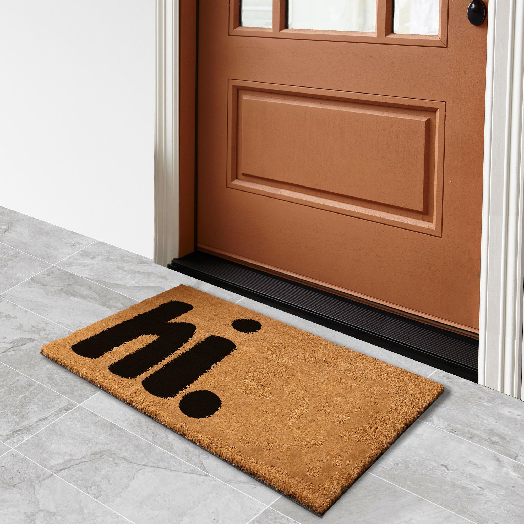 Hi – Natural Doormat
